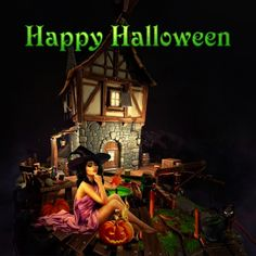 #happyhalloween #halloween Halloween Art, Happy Halloween, Share Pictures, Animated Gifs, Cool Girl, Thighs, Funny, Girls, Movie Posters