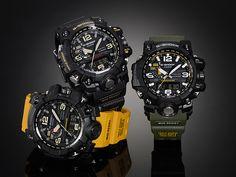 GWG-1000-1A3 - PRODUCTS - G-SHOCK - CASIO