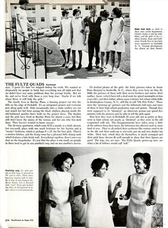 Fultz Quads in Ebony Magazine, pt 3, November 1968