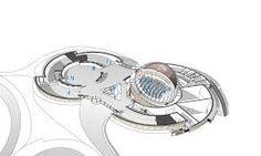 The Architecture — ESO Supernova Eric Owen Moss, Experimental Theatre, Science Museum, Astronomy, Centre, Architecture, Connection, Arquitetura, Architecture Design