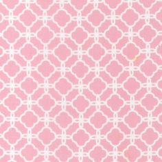 Robert Kaufman Pimatex Basics Lattice in Baby Pink BKT-12690 Cotton Quilting Fabric 1 Yard. $7.50, via Etsy.