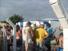 Vereador Anderson Ribeiro: Aguá pura na zona rural.
