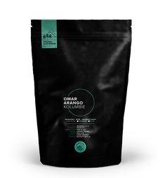 Káva Kolumbie Omar Arango 200g