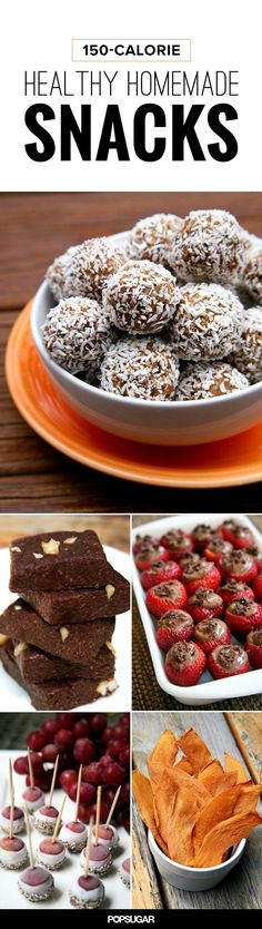 77 Snacks to Satisfy Hunger, All Under 150 Calories