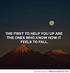 The First To Help