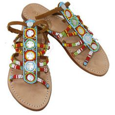 Native American sandles for Women | ... 175 | Native American-inspired Shoes and Accessories | Splendora