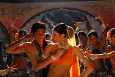 Deepika and Shahrukh  - Om Shanti Om - ॐ शांति ॐ - (2007)