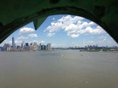 Memorial Day in NYC View from Lady Liberty!