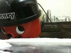 HENRY THE HOOVER'S COCAINE OVERDOSE