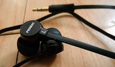 Promac Pro-One: Good quality, entry level earphones