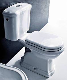 Retro Close Coupled Toilet