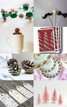 Christmas season by Grace on Etsy--Pinned with TreasuryPin.com