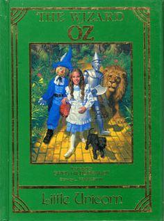 Wizard of Oz - Little Unicorn, Greg Hildebrandt