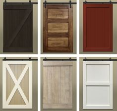 at sunburst shutters we understand that getting options is important thatu0027s why we offer our barn doors in a large variety of stains hardware and colors - Interior Barn Doors For Sale