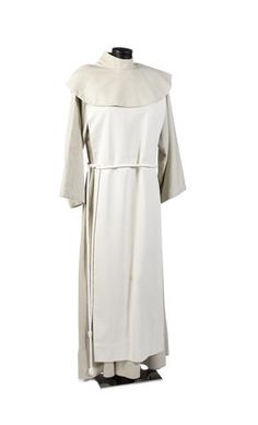 Doctor Who - New Earth, 2006 Sister Jatt or Novice Hame: A tunic as worn by the Sisters of Plenitude,