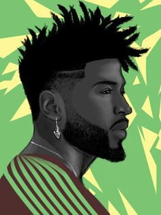 Fashion black art portraits 39 ideas for 2019 Black Love Art, My Black Is Beautiful, African American Art, African Art, Arte Black, Black Art Pictures, Natural Hair Art, By Any Means Necessary, Black Artwork