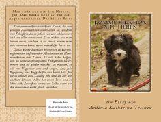 Kommunikation mit Tieren Antonia Katharina Tessnow