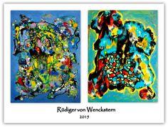 Experimentelle Malerei 2015