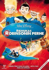 Disney Klassikko 47: Riemukas Robinsonin perhe (Blu-ray) 12,95€