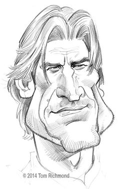"""Game of Thrones"" Nikolaj Coster-Waldau aka Jaime Lannister. Caricature Examples, Caricature Drawing, Cartoon Faces, Cartoon Art, Cartoon Drawings, Funny Illustration, Character Illustration, Character Drawing, Character Design"