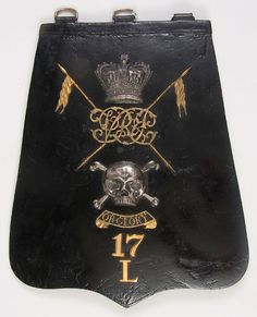 Lancers (Duke of Cambridge's Own) 1880 British Army Uniform, British Uniforms, Bengal Lancer, Age Of Empires, Indian Army, Leather Pouch, Military History, War Paint, Noir Color