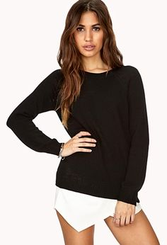 No Fuss Sweater | FOREVER21