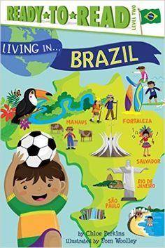 Picture books about Brazil-- living in brazil