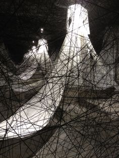 Chiharu Shiota find your inspiration visiting www.i-mesh.eu  and click I LIKE on FACEBOOK: https://www.facebook.com/pages/I-MESH/633220033370693