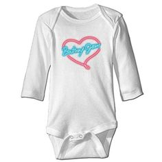 Britney Jean Spears Famous Singer Long-Sleeve Bodysuit Baby Onesies - Brought to you by Avarsha.com