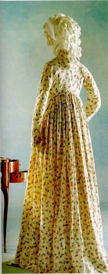 Day dress 1795