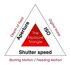 Guide to Aperture, Shutter Speed and ISO - Exposure Triangle Photography Cheat Sheets, Still Photography, Photography Lessons, Photography Editing, Photography Tutorials, Aperture Shutter Speed Iso, Line Art Lesson, Rules Of Composition, Photography Challenge