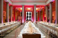Corcoran is amazing! White-Gold-Corcoran-Wedding