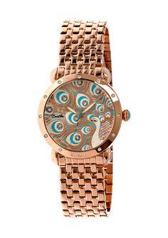On ideel: BERTHA Ladies Genevieve Bracelet Watch