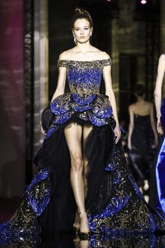 Zuhair Murad Couture Spring Summer 2017 in Paris