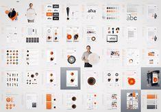 Corporate & Brand Identity - Alka Insurance, Denmark by Muggie Ramadani, via Behance