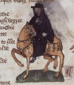 The Monk - Ellesmere Chaucer - The Canterbury Tales - Wikipedia, the free encyclopedia