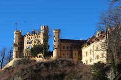 Schloss Hohenschwangau, Fussen (Germany)