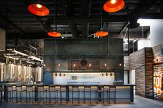 Restaurant Design Ideas by Design Institute of San Diego Restaurant Design, Restaurant Bar, Gluten Free Beer, San Diego Food, Local Eatery, Tap Room, Tasting Room, Brewing Company, Craft Beer