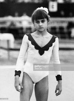 Nadia Comaneci 1973