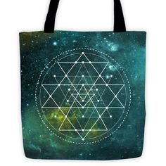 Tote bag- Sacred Geometry