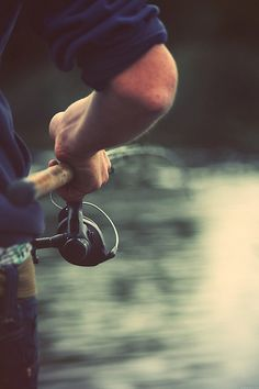 fishing - lots of good memories with dad