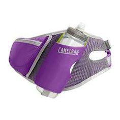 Camelbak Delaney Podium Belt 24OZ Bottle Purple Orange New Reflective