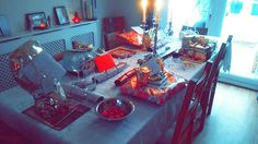 Christmas and Candelabras