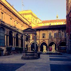 Piazza Mercanti Milano