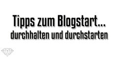 Tipps zum Blogstart