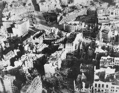 rund um den Leipziger Platz, 1945