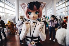 Chiba | Archive, 2014  Kemocon celebrate the 7th conference which was held in Kazusa Academia Hall, Chiba, Japan. A festival of Nearly about 200 participants attended the underground furry convention.  Photo © Richard Atrero de Guzman Aka. Bahag...