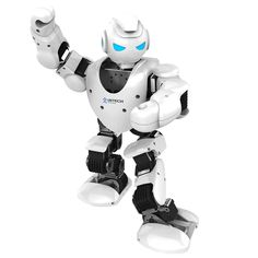 UBTECH Alpha 1S Intelligent Humanoid Robot Humanoid robots are the outcome of a revolutionary new concept where robots are created with the shape of a human body, and capacity to think and act, in the
