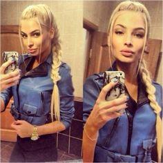 How do you do this Laura Croft braid?