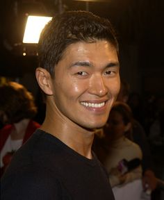 Rick Yune Black Short